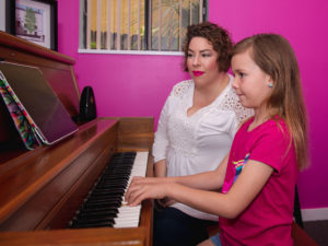 start piano lessons