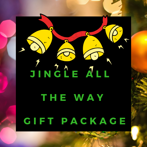 jingle all the way gift package